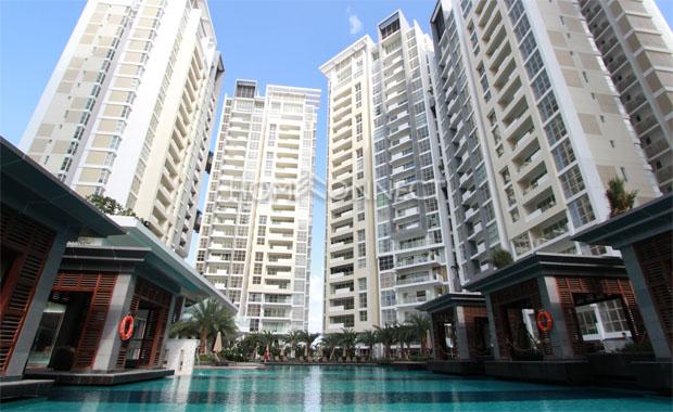 : The Estella apartments Vietnam for rent