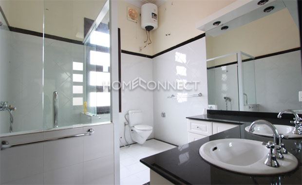 Colossal Modern Villa for Rent in Ho Chi Minh City