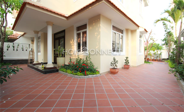 4-Bedroom Modern Private Villa For Rent In Thao Dien