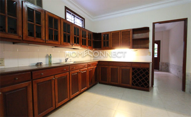 Grand Classical-style Villa for Rent in Ho Chi Minh City
