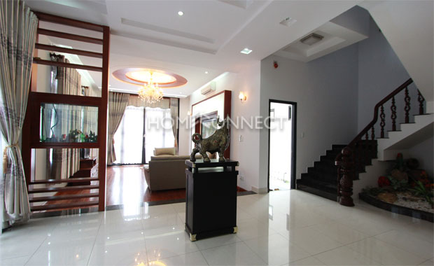 Luxurious Elegant Villa for Rent in Ho Chi Minh City