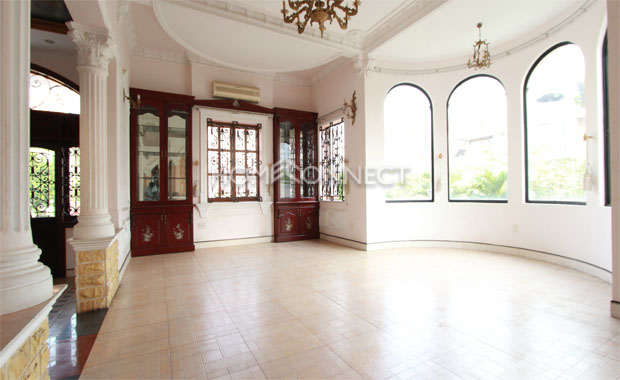 Victorian-Style Villa for Rent in Thao Dien