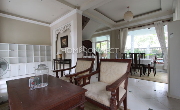 4-Bedroom House for Rent in a Compound