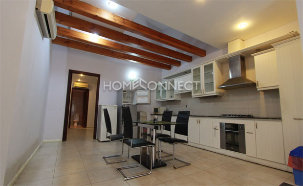 Cozy 4-Bedroom Townhouse For Rent In Center Of Thao Dien