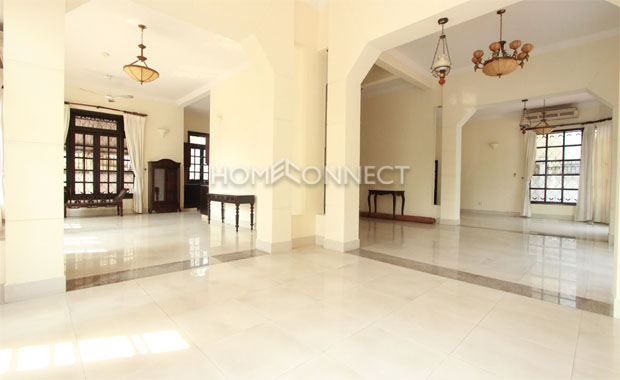 Classical-Style Villa For Rent In Thao Dien