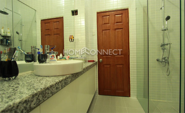 Stylishly Furnished and Privately Owned Townhouse for Lease in An Phu, District 2