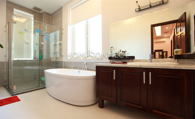 Fully-Furnished Modern Home Available for Rent in Thao Dien