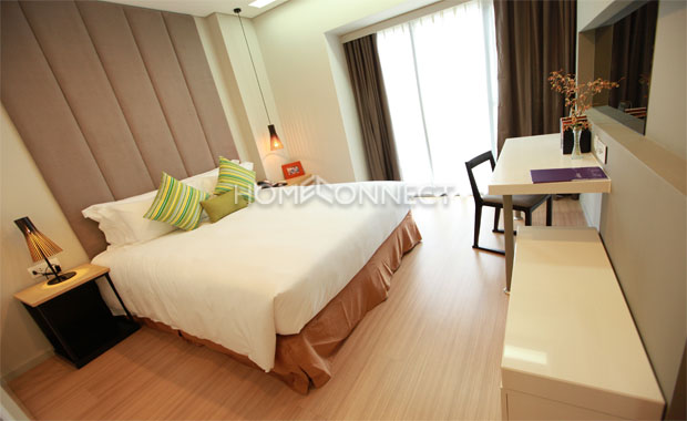 Newly Built Modern Apartment Unit for Rent in Ho Chi Minh City