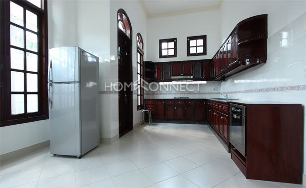 Stylish 4-Bedroom Villa Available For Rent In District 2