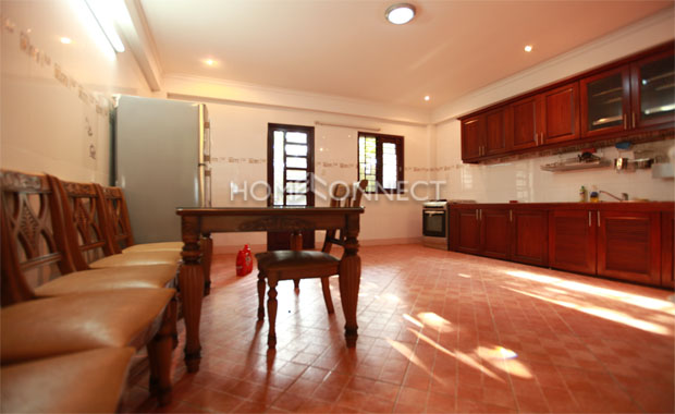 Private Townhouse for Rent in Ho Chi Minh City