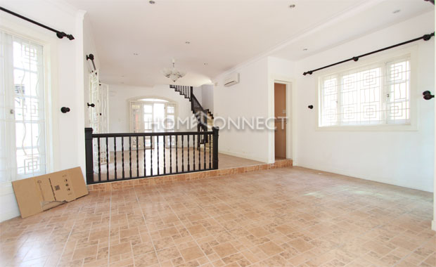 Multi-level 4 Bedroom Villa for Rent in Ho Chi Minh City