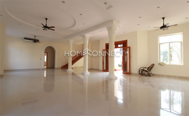Sprawling 5-Bedroom Villa for Rent in Ho Chi Minh City