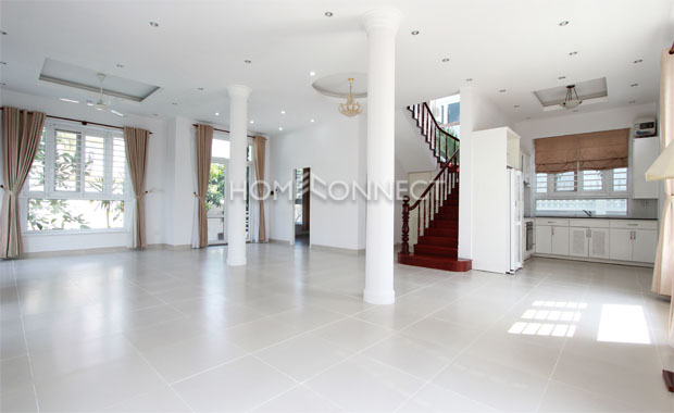 Newly Renovated Home for Rent in Thao Dien