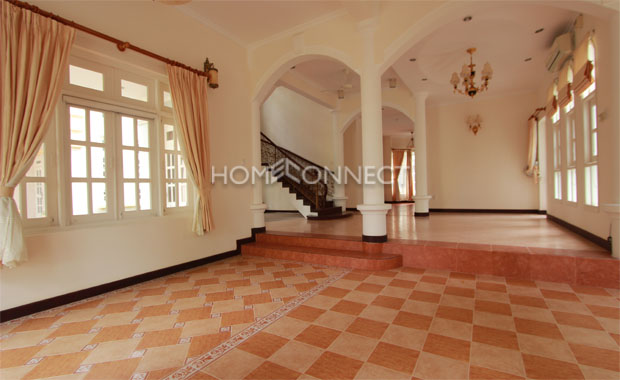 Handsome 5 Bedroom Villa for Rent in compound in Ho Chi Minh City