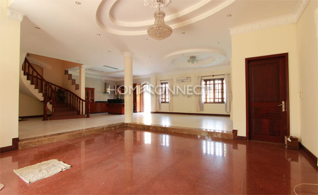 Well Rounded 4 Bedroom Villa for Rent in Compound in Thao Dien, District 2
