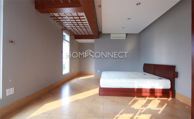 Stylish Contemporary House for Rent in Thao Dien