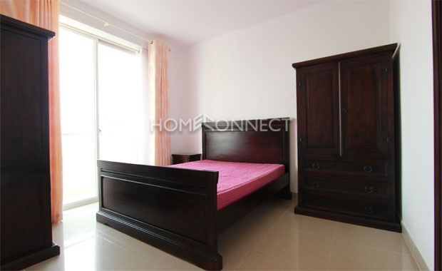 Cozy 3-Bedroom Apartment For Lease in Ho Chi Minh City