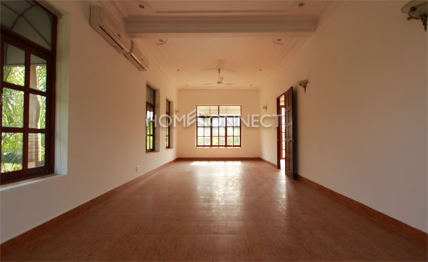 Spacious and Bright Four-Bedroom House For Rent in Thao Dien