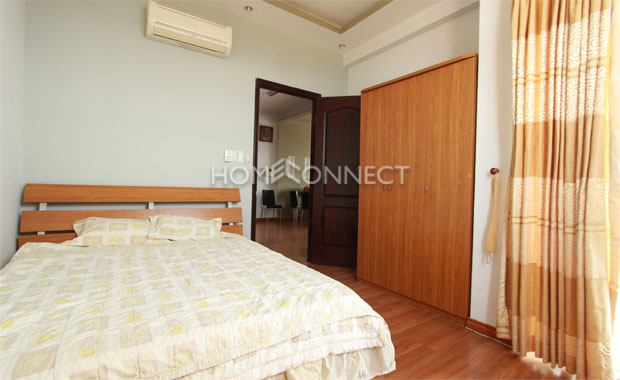 A Bright 3-Bedroom Penthouse Available For Lease in Phu My Hung