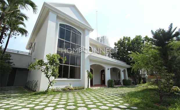 2-Storey Villa For Lease in Phu Nhuan Compound