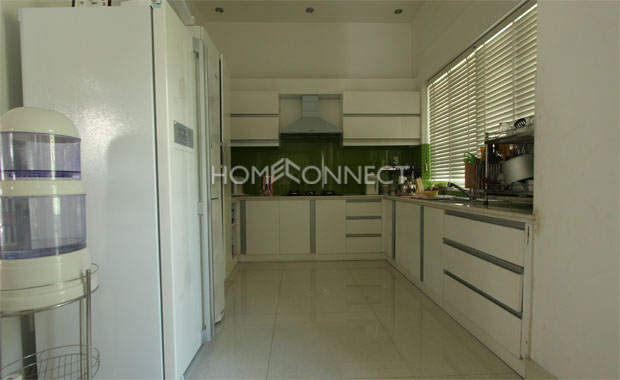 Large House for Rent in the heart of Thao Dien
