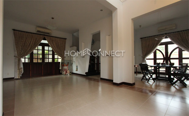 5-Bedroom Single House For Rent on Tran Nao