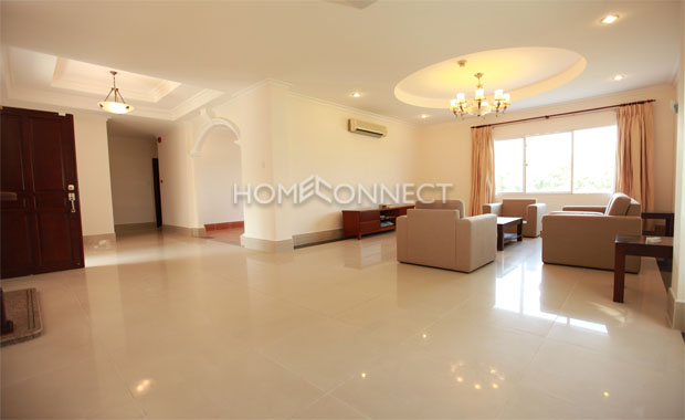 Rental House With Golf Course View in Saigon Golf and Country Club Compound