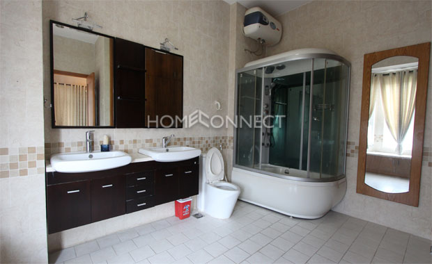 Nice House for Rent near Thao Dien
