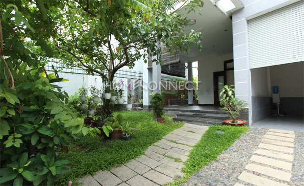 Modern Private Home for Rent in Thao Dien