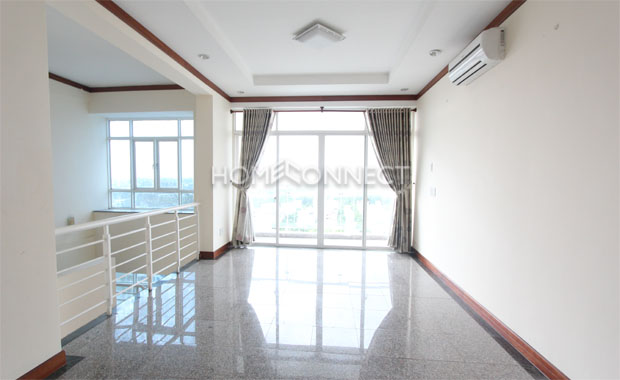 New Unfurnished Apartment for Rent in District 7