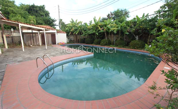 Spacious Private Home for Lease in the Heart of Thao Dien