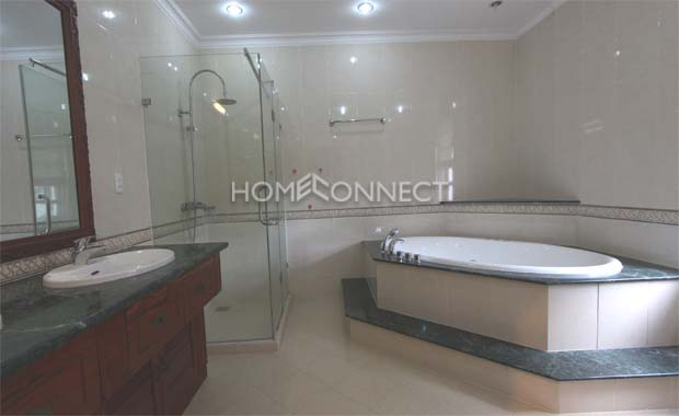 Unfurnished House for Rent in Saigon
