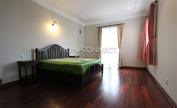 Newly Renovated Spacious Villa for Rent in Compound