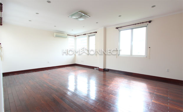 Uniquely Designed House for Rent in Ho Chi Minh City