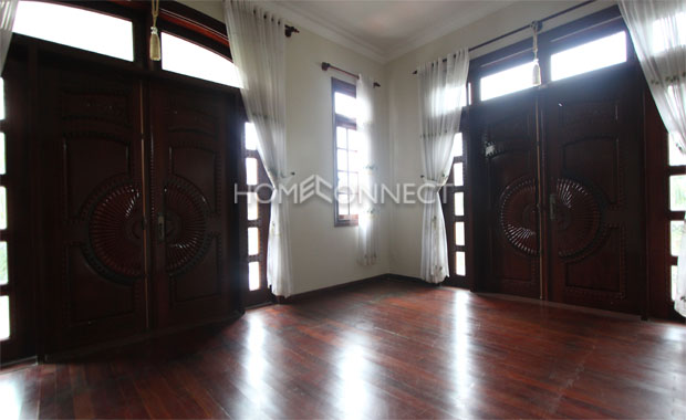 Big House for Rent in Compound of District 2