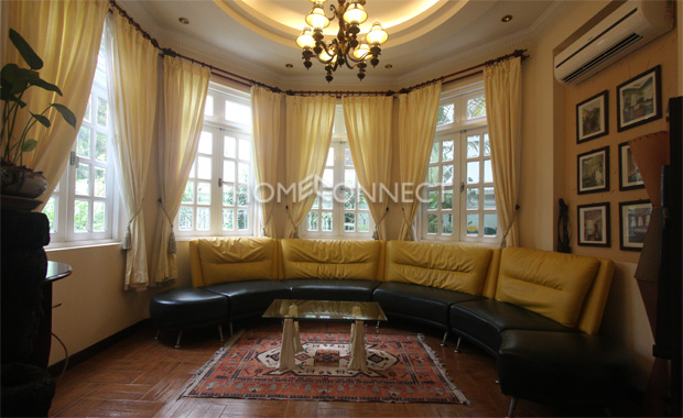 Classical-style home at Fideco Compound for Rent
