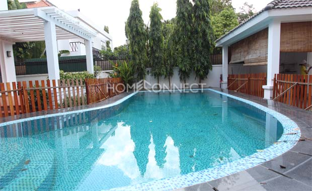 Peaceful Home in Compound for Lease
