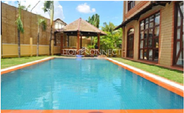 Immense 5-Bedroom House for Rent in Thao Dien