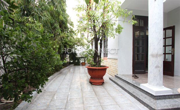 Thao Dien 4-bedroom Villa for Rent