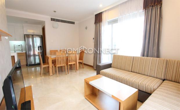 Downtown Saigon Apartment for Rent