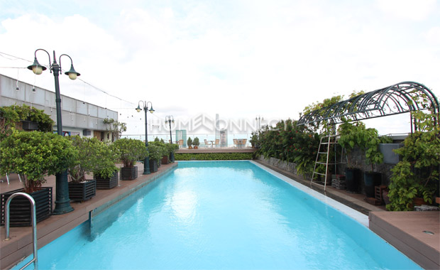 City View Apartment in Downtown Saigon for Rent