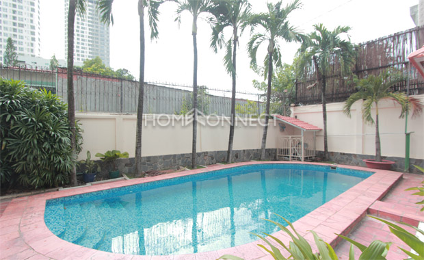 Comfortable Thao Dien Villa for Rent