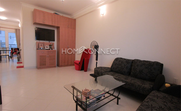 Binh Thanh 1-Bedroom Apartment for Rent