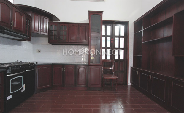 Large villa in District 2 for Rent