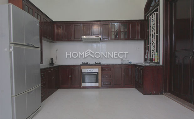 Thao Dien Unfurnished Home for Lease
