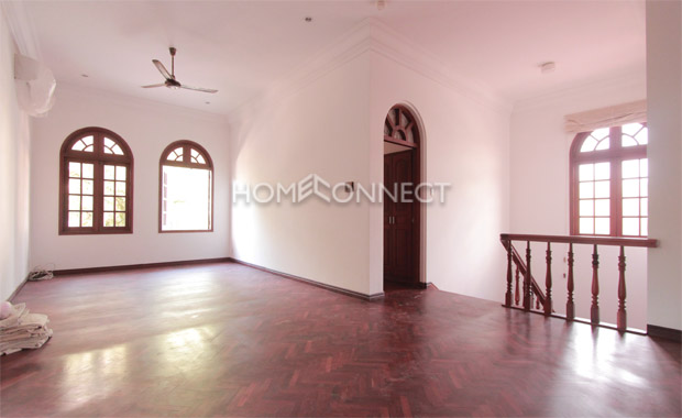 Newly Renovated Thao Dien Villa for Rent