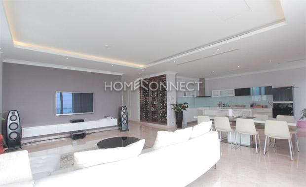 Luxurious Penthouse for Rent near Ben Thanh Market