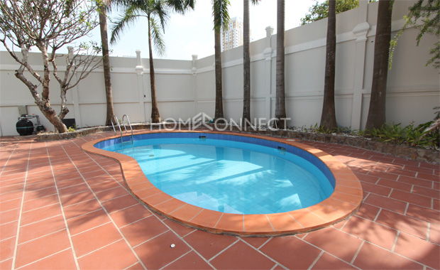 Gorgeous Thao Dien 4-Bedroom House for Rent