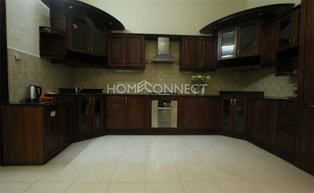 Attractive Home for Rent on Nguyen Van Huong