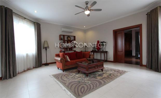 Saigon Extravagant Home for Lease